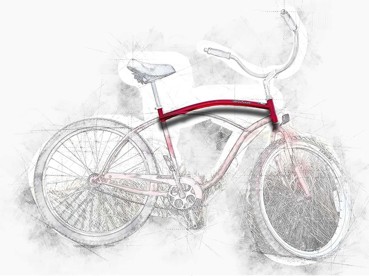 czêœc 3d rower solidworks