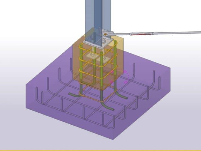 fundament kurs tekla structures