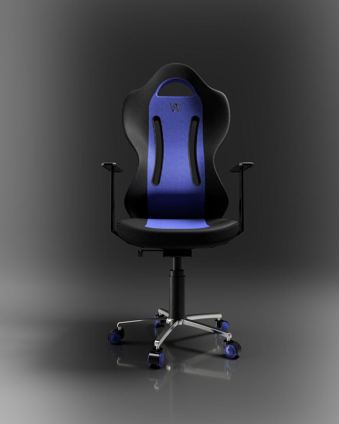 fotel fusion 360 model